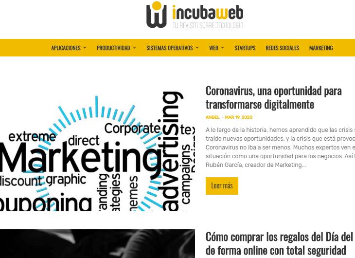 incubaweb